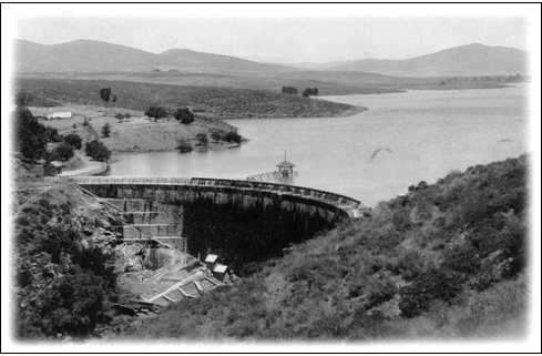Old Sweetwater Dam