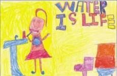 Catherine Davis, 2nd Place, Cook Elementary, 2nd G